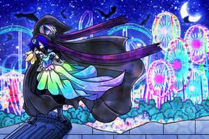 Namcombandai: Alexis and Rainbow Night Time Fun by Kosumosu