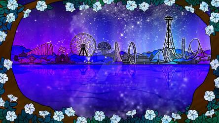 Namcobandai Starry Night by Kosumosu