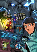 2019 Trollhunters c by erwinwin