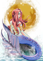 2019 Mermaidc by erwinwin