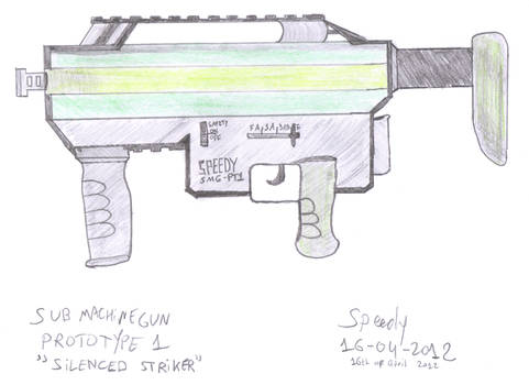 SPDY SMG-PT1