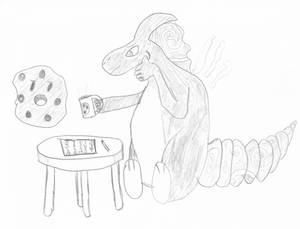[Prompt] Koffie Writes