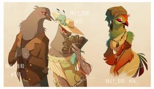 Daily_Bird Challenge #04-05-06