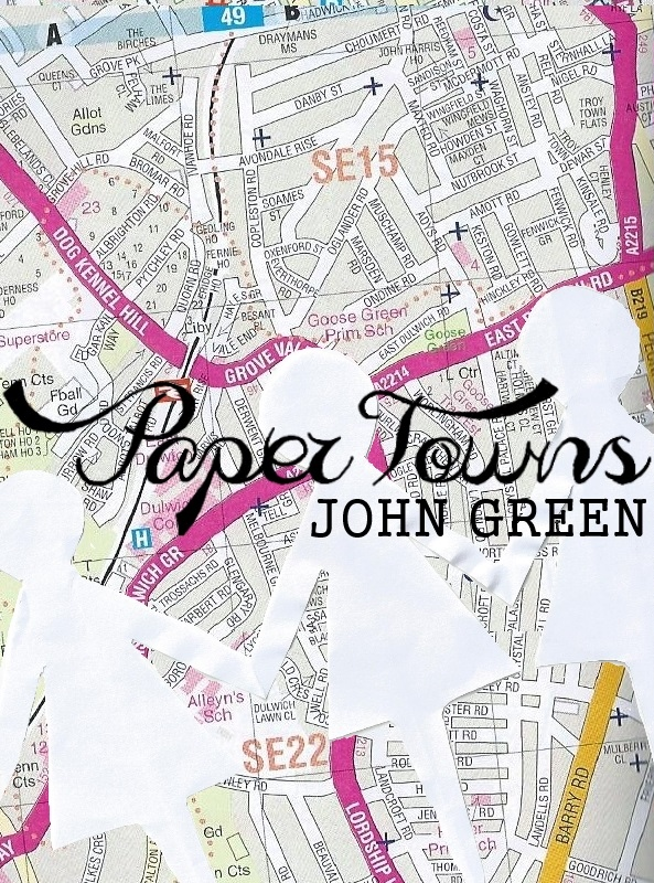Paper Towns Book Cover Ideas : Paper towns by callmeinpurgatory on deviantart