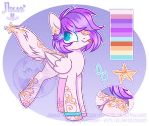 Redesign OC 11 by Petruse4ka