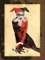 Harley Doll by eglem