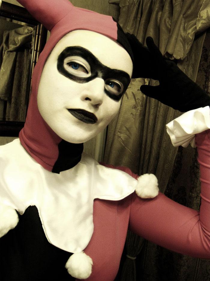 Harley Quinn Cosplay II by eglem