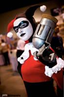 Harley Quinn LBCC by eglem