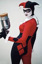 Harley Quinn AX 2011