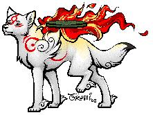 Amaterasu- pixel by akireru