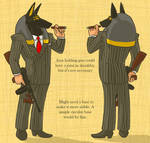 Patch Together--Mobster Anubis
