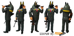 Mobster Anubis- ON SALE NOW