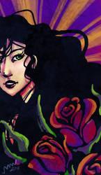 roses by akireru