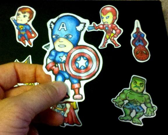 Captain America by ChristyMoss