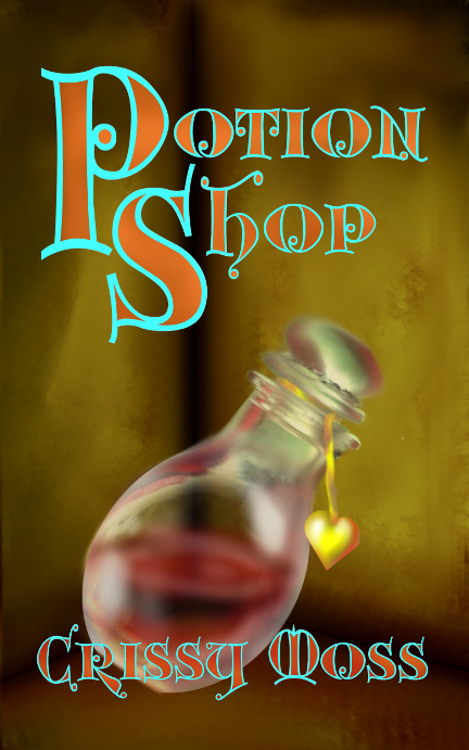 Potion Shop Book Cover by ChristyMoss