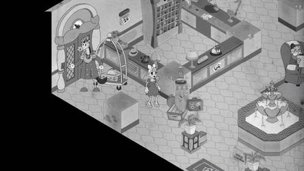 In-game screen Lobby 02 by RedLittleHouse