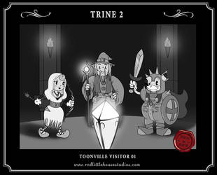 Trine 2 by RedLittleHouse