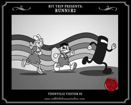 BIT.TRIP Presents Runner2