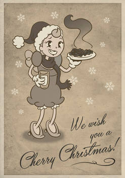 We wish you all a Cherry Christmas!