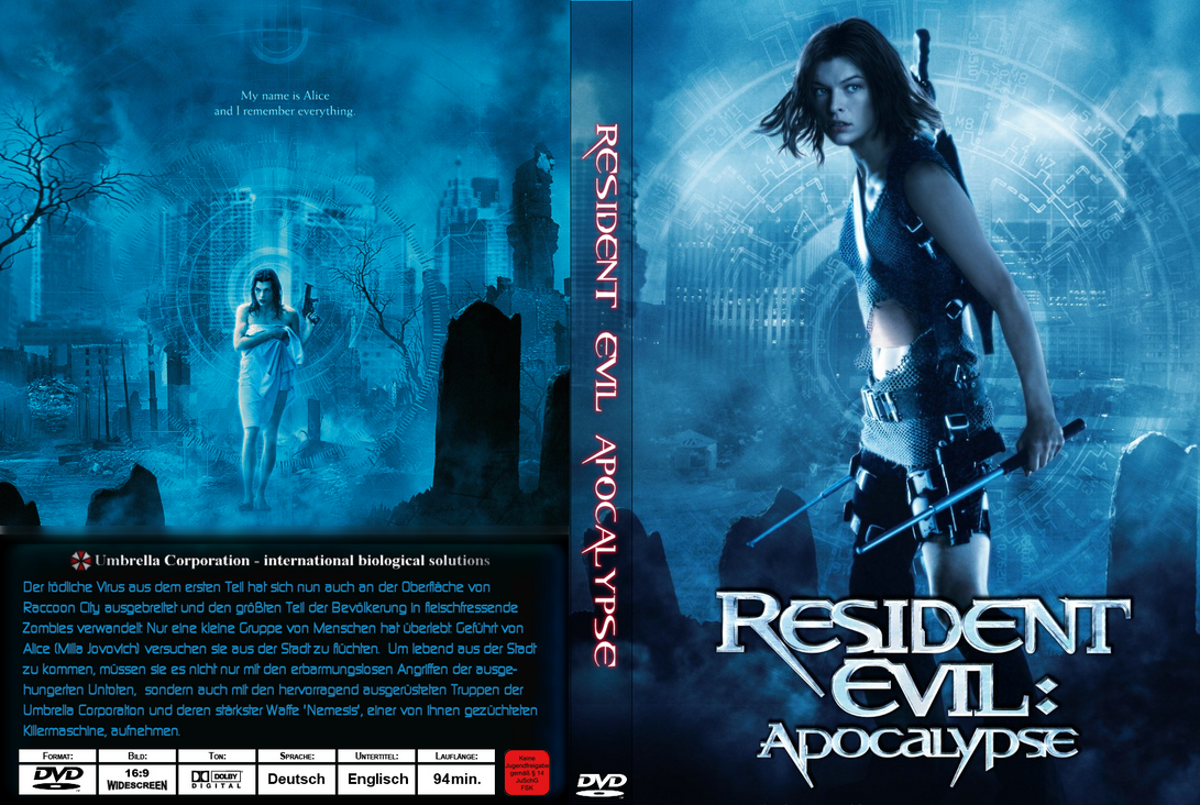 resident evil apokalypse