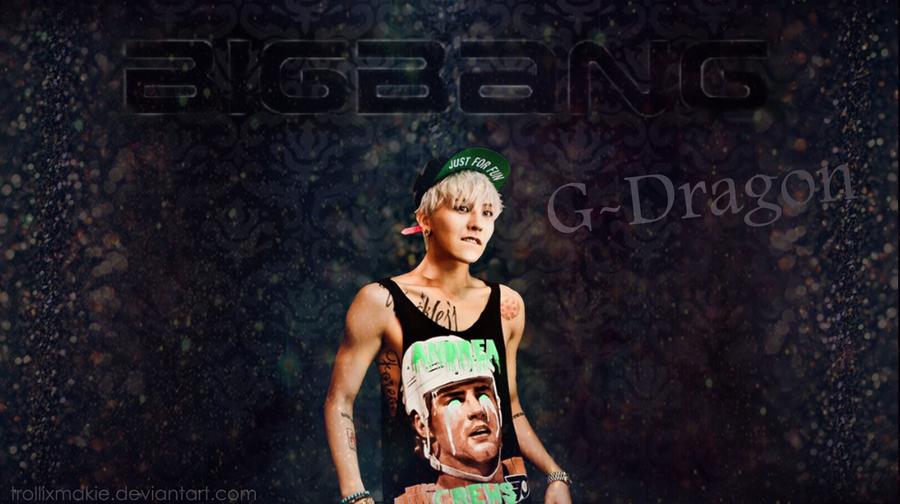 BIGBANG GDragon Wallpaper:. by TrollixMakie on deviantART