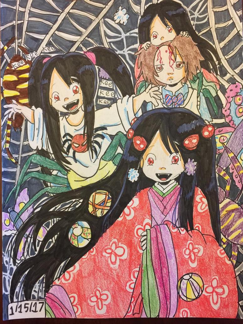 Wasurenagumo (Lil Spider Girl) by GhibliLover92