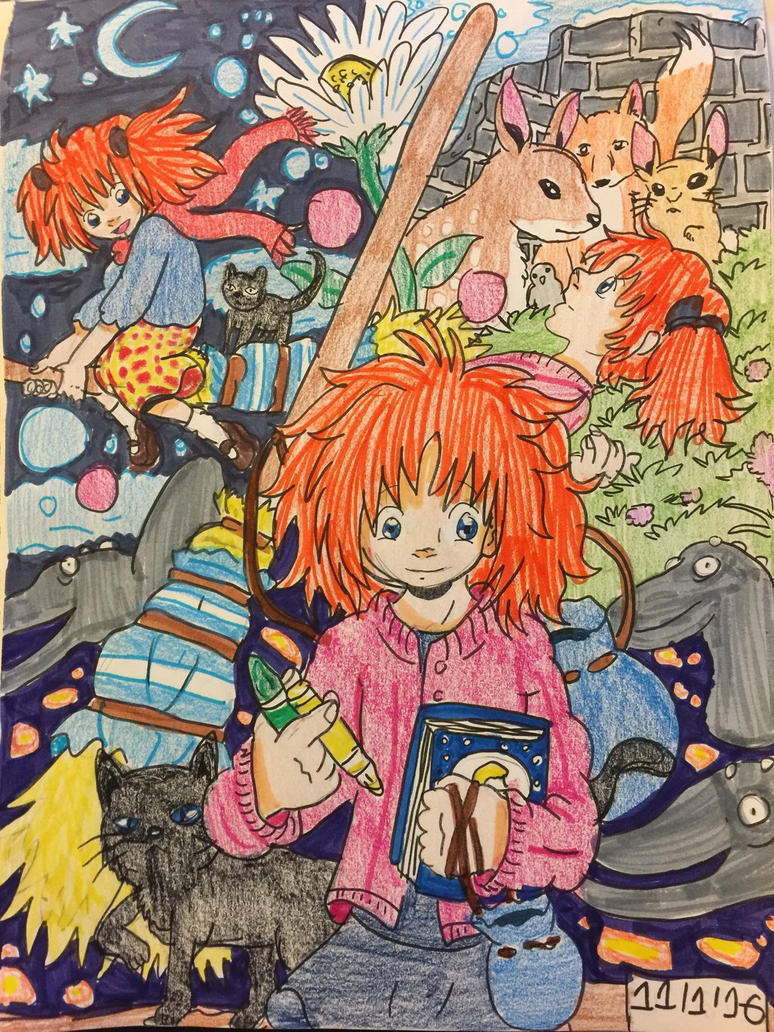 Mary and the Witch's Flower  by GhibliLover92