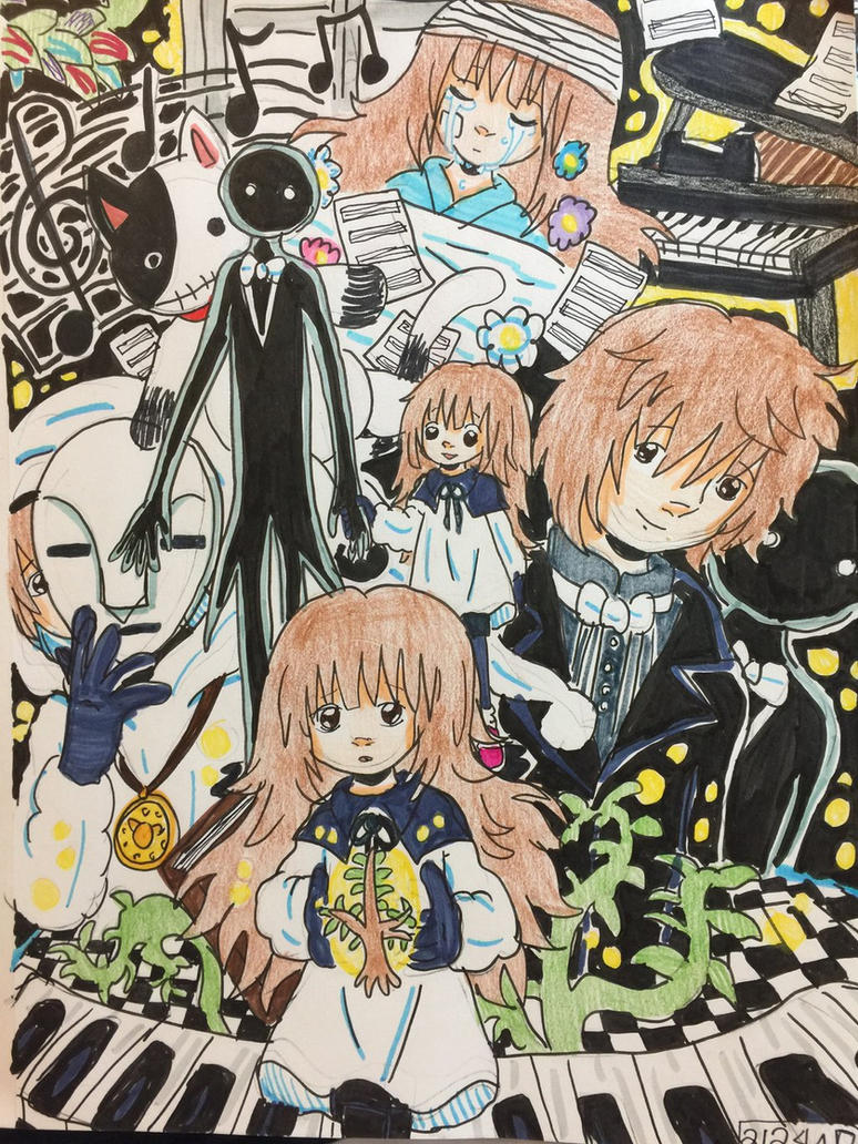 DEEMO  by GhibliLover92