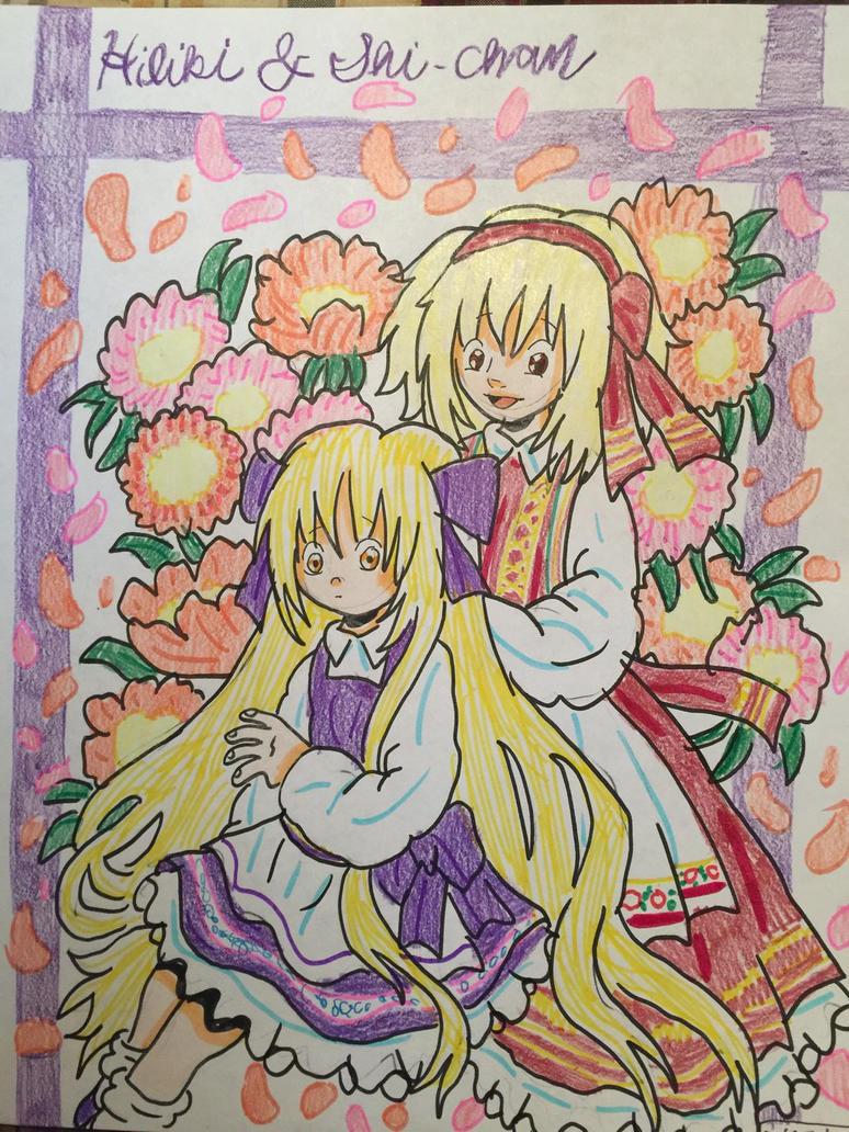 Hibiki's Magic: Magic of Sisterhood  by GhibliLover92