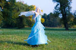 Meadow Fairy by ChristophGerlach