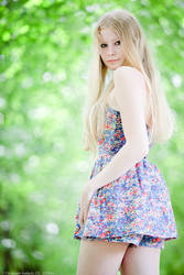 Summertime with Elena (2) by ChristophGerlach