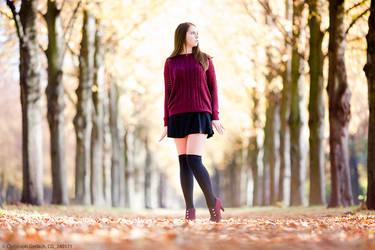 GekkoLilly Autumn by ChristophGerlach