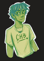 Percy Jackson || Palette 17 by Buurd