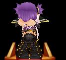Arme Crying - Grand Chase (Render in-game) by sasukeninjaway