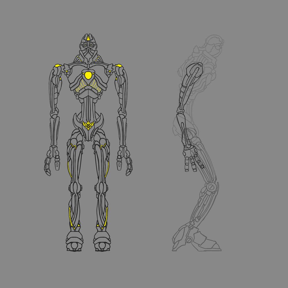 next robot projekt.
