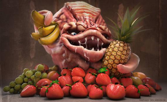 krang fruit lover