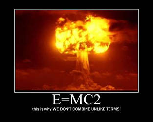e=MC2 by ninjawerr
