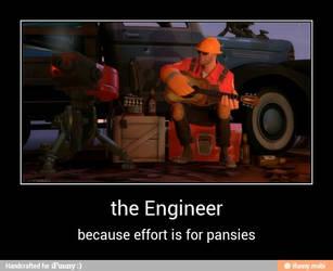 The Engineer by ninjawerr
