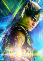Loki by JenniferMunswami