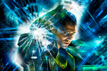 Loki, Trapped by JenniferMunswami
