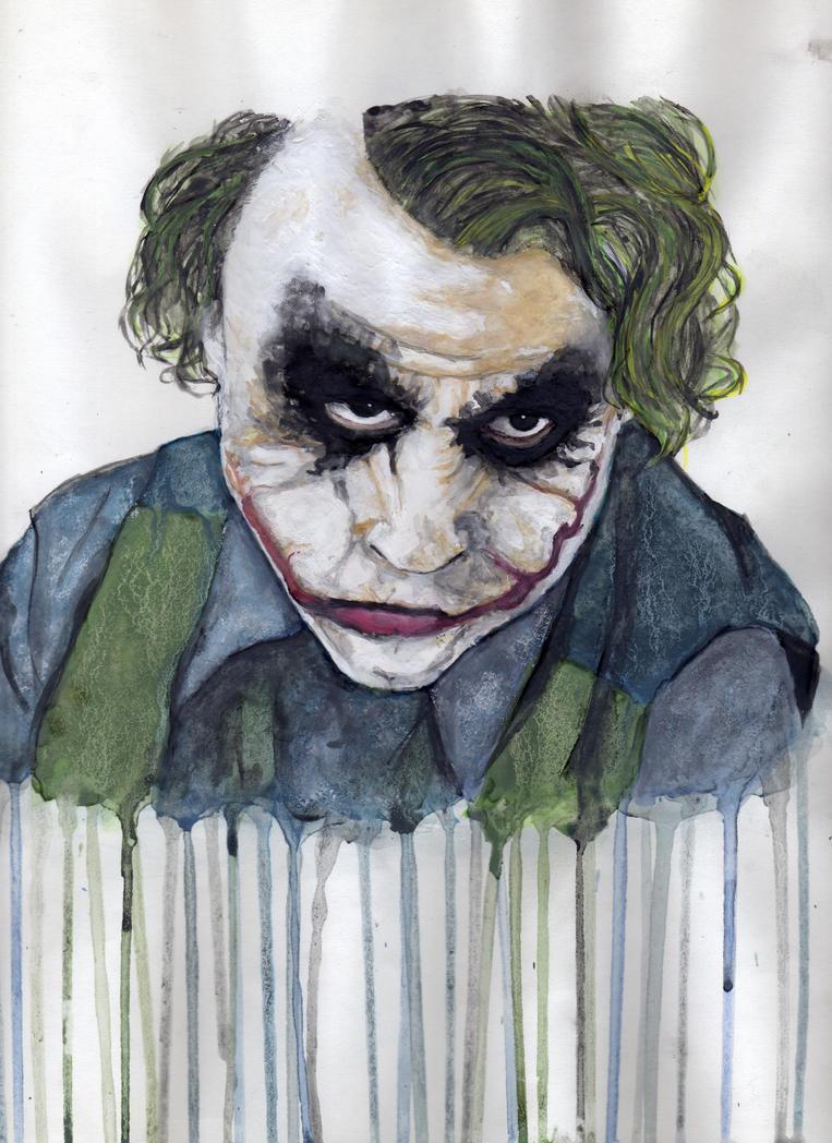 Joker by NadAlei