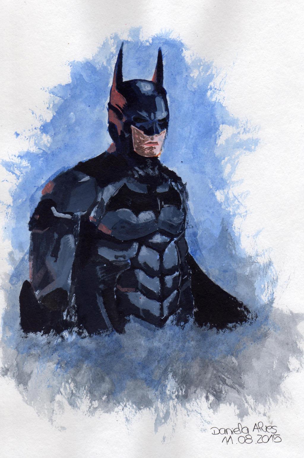 Batman. by NadAlei