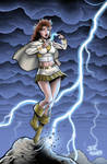 dc2 who's who Mary marvel by StevenHoward