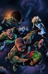 dc2 justice league no 39 by StevenHoward