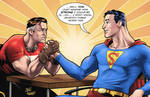 Tom Strong and 1930's Superman