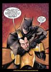 week 144 Venture Bros Monarch vs Batman