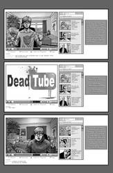 Dead Tube Page 1 by StevenHoward