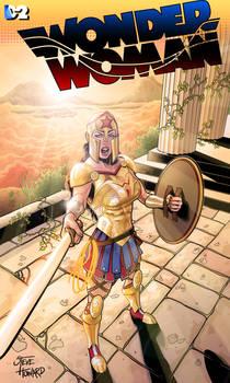 Dc2 Wonder Woman