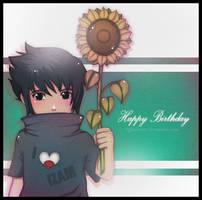 Happy Birthday by lightshelter