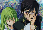 Lelouch and C.C.